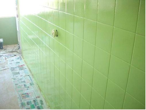 Como reformar sua cozinha gastando pouco e sem bagunça -> Como Reformar Banheiro Pequeno Gastando Pouco