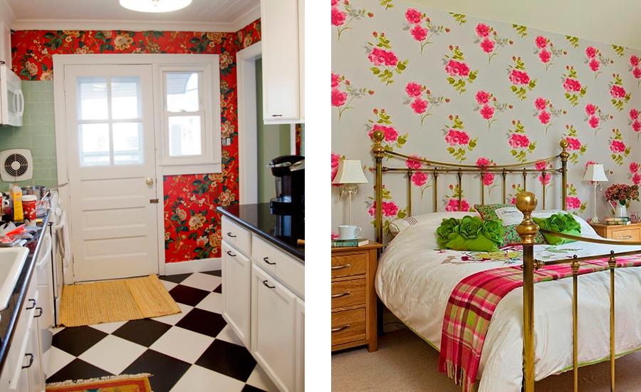 Mudando o visual como aplicar tecido para decorar paredes for Aplicacion decorar casa