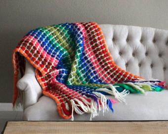 manta colorida